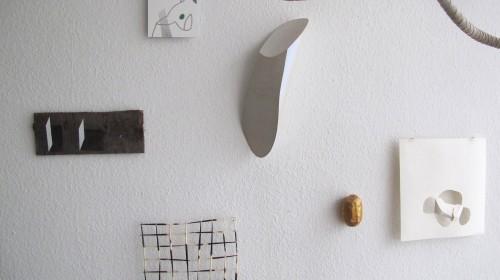 Details van de collectie Marian Bijlenga
