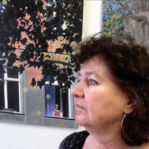 Karin Buchholtz, beeldend kunstenaar
