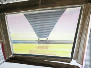 Marena Seeling 2014 olieverf op linnen 120x160cm