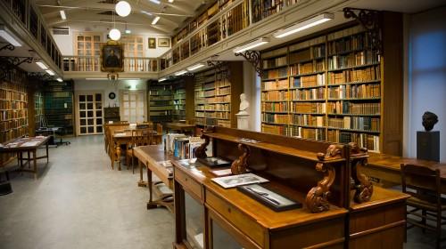 Artis bibliotheek excursie